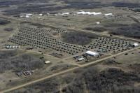 3500 Soldier Camp / Cantonnement aménagé pour quelque 3500 soldats Ex MAPLE RESOLVE 2014