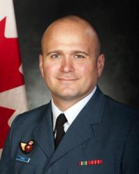 Maj Trevor Fenton, CD