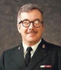 Capt Donald Gordon Fulmer, CD (Ret`d)