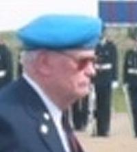Corporal Clifford Allan Hall, CD (Ret'd