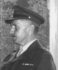 Maj Ed Hall, CD (Ret'd)