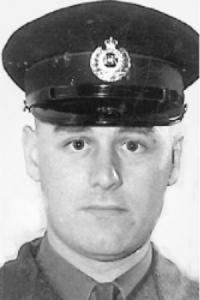 Sgt John William Halliwell (Ret`d)