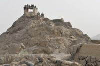Three-Tank Hill guard post