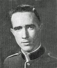 Lieutenant Colonel Edward Murray Hare, CD (Ret'd)