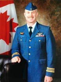 Maj Rick Dunning, CD