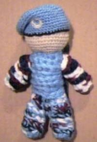 Izzy Doll // La poupée Izzy