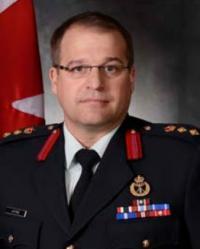 CME Branch Advisor, Col Andrew Jayne