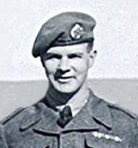 "Sgt Charles ""Chuck"" Edward Johnstone CD, (Ret'd)"