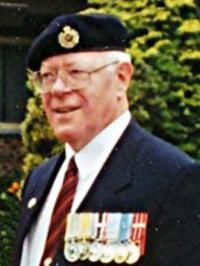 Lieutenant Colonel Ralph.D. Keen, CD
