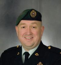 """Lieutenant-Colonel Rodney F. """"Rod"""" Keller CD (Ret'd)"""