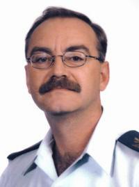 Sergeant John Joseph Kelly, CD