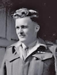 Lt-Col Russell Kennedy, MC, CD (Ret'd)