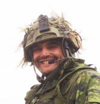 Corporal Pierre-Antoine L'Heureux