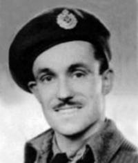 Cpl Jean 'Johnny' D. Laloge, MM, MiD