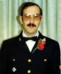 Sgt Guy Levesque, CD (Ret'd)