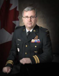 Major Kevin Billinghurst on Retirement