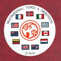 Multinational Force and Observers in Sinai