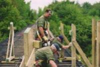 Installing handrails