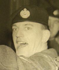 "MWO George Angus ""Mac"" McCracken, (Ret'd)"