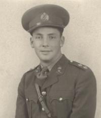 "Maj William ""Bill"" James Milhausen, MiD (Ret'd)"