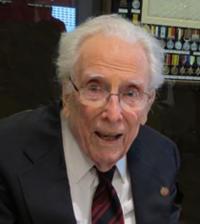Major Bill Milhausen, MiD (Ret'd)