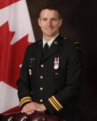 Maj Phil Jewell