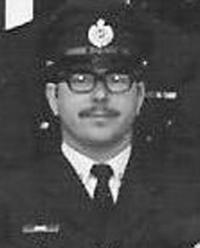 Captain Ronald Eugene Nason, CD (Ret'd)