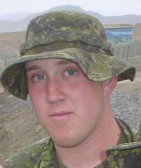 Sgt Neil Paquette, CD