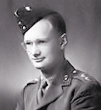 Lt George Wallingford Peck (Ret'd)