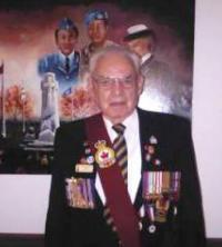 Sgt Myron Phillips, MiD (Ret'd)