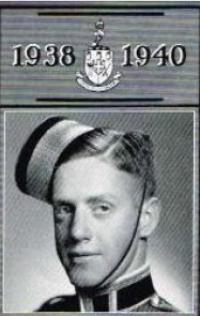 "2639 L/Cpl Lloyd ""Red"" Kenyon June 1940 // Juin 1940"