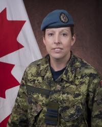 Maj Kathryn Contois