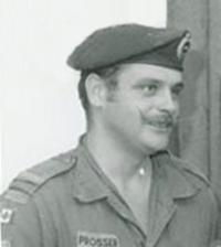 MWO George Prosser, CD (Ret'd)