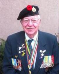 Sgt Russell Louis Pyett (Ret'd)