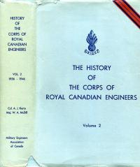 The History of the Corps of Royal Canadian Engineers Volume 2