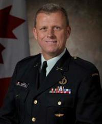 Colonel S.G. LaPlante, CD