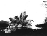 Ripple Rock explosion 5 Apr 1958