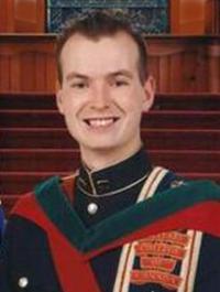 Capt Patrick Andrew Cooper Rushowick