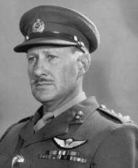 """Major John Frederick """"Si"""" Sininger, MiD, CD (Ret'd)"""