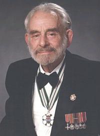 LCol Gerald Smedley Andrews, C.M.,M.B.E.,O.B.C.,B.Sc.., D.Eng..,P.Eng, F.R.G.S, BCLS, RPF (Ret'd)