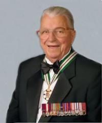 """Pukka Sapper"" Sgt Ernest Alvia (Smoky) Smith, VC, CM, OBC, CD"