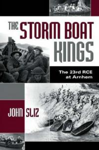 'The Storm Boat Kings' tells the story of the 23rd Fd Coy during Op BERLIN