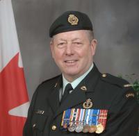 Col Roger Kenwood St. John, OMM, CD