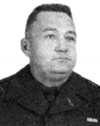 Sgt John Leslie Stewart, CD (Ret'd)
