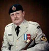 "MCpl Peter Vincent ""Sully"" Sullivan, CD (Ret'd)"