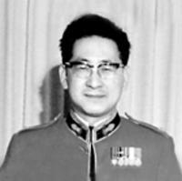 Maj George David Suzuki, CD (Ret'd)
