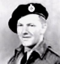 Corporal George Alexander Swift (Ret'd)