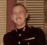 Maj Hubert Martin Tilley, CD (Ret'd)
