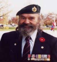 Captain Paul J. Tomelin, BEM, CD (Ret'd)