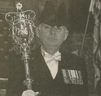 Col Anthony A. Humphreys, Sgt at Arms, BC Legislature